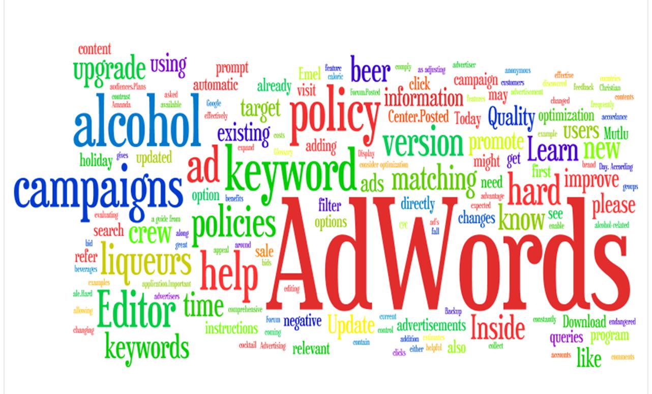 """Una de Adwords: """"Google elimina la Concordancia exacta y de Frase en Adwords""""."""
