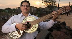 Flavio Chávez, técnico ambiental, músico, alma del proyecto